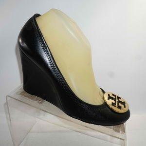 Tory Burch Size 9.5 Black Pumps Shoes For Women